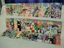 Dazzler 1-42 COMPLETE SET Sharp! X-Men 1981-1986 Marvel Comics (s 11511)