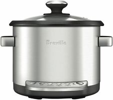 Breville Brc600bss The Multi Chef Risotto & Rice Cooker