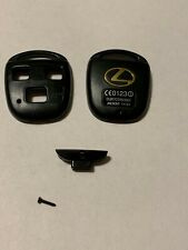 1 New Lexus 3B Key Fob Easy Repair Kit-High Quality-No Locksmith Needed!