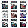3D Suicide Squad Harley Quinn and Joker Quilt Cover Set Pillowcase Duvet Cover