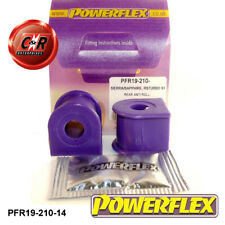 FORD SIERRA 4X4 2.8 & 2.9 XR4i 89 ON Powerflex RR O, Spazzole 14mm pfr19-210-14