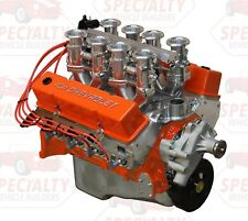 Small Block Chevy 427, 500+ HP, Stack (EFI) Fuel Injection, Forged Crank