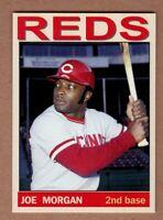 Joe Morgan '76 Cincinnati Reds Monarch Corona Private Stock #44 NM cond.