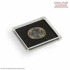 LIGHTHOUSE QUADRUM 22mm Square Coin Capsule - 1 Only