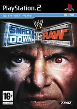 WWE SmackDown! Vs. RAW (PS2) VideoGames