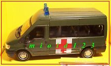 1/43 - ESERCITO ITALIANO - FORD TRANSIT PULMINO MILITARE - Die-cast Motorama
