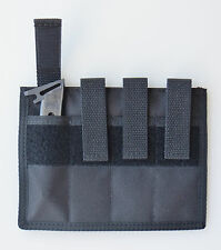 QUAD  Magazine Pouch for RUGER 22 MK1,MK2,MK3,  BROWNING BUCKMARK & Similar