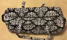 Vera Bradley Large Traveler Duffel Bag Chandelier Noir New NWT