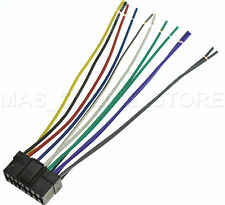 s l225 kd 2 in wire harnesses ebay jvc kd-pdr80 wiring harness at n-0.co