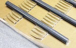 "One Type 61 Material Ferrite Rod,R61-050-750, Dia 0.5"", Length 7.5"""