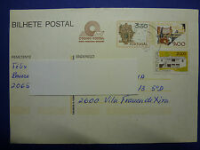 LOT 12698 TIMBRES STAMP ENVELOPPE CINEMA TV PORTUGAL ANNEE 1990