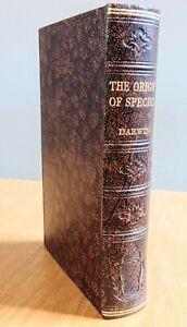 THE ORIGIN OF SPECIES - Charles Darwin - Odhams Press Limited c1930s