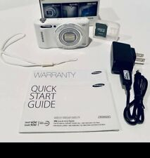 Samsung Smart Camera 12X Optical Zoom Wi-fi NFC WB35F, Used