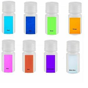 Premium Glow in the dark paint - Professional glow paint, self-luminous, Neon