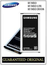 GENUINE BATTERY GALAXY S5 NEO /DUOS/LTE-A G903F /W/FD EB-BG903BBE EB-BG900BBU