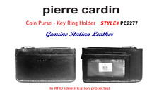PIERRE CARDIN - COIN PURSE + KEY RING HOLDER - PC2277