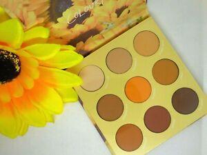 Colourpop Pressed Powder All Matte Eyeshadow Palette 🌻 Lil Ray of Sunshine NIB