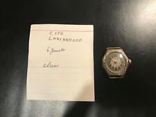 Movement. Repair or Parts Antique Lansendorf Pocket Watch