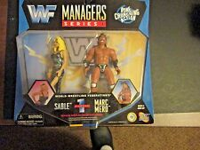 WWF Managers  series 1  with Sable and Marc Mero