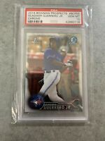 2016 Bowman Chrome Prospects Vladimir Guerrero Jr. ROOKIE #BCP55 PSA 10 GEM MINT