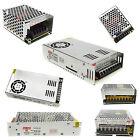 AC110-220V TO DC 5V 12V 24V 48V Switch Power Supply Driver adapter For LED Strip