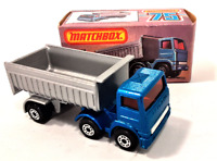 Vintage 1980 Matchbox Superfast #30 Artic Articulated Truck New in Original Box