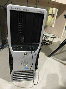 Dell Precision T3500 Xeon W3520, 500GB HDD,6GB RAM