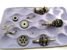 Bridgestone 100cc #5298 Transmission & Miscellaneous Gears / Shift Drum & Forks
