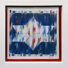 "YAACOV AGAM ""STAR OF HOPE"" 