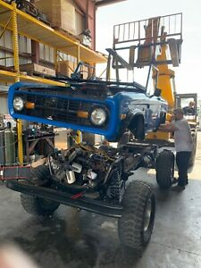 1971 Early Bronco Body Only