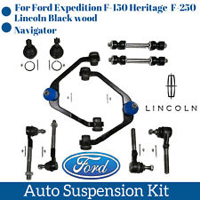 Front Suspension Kits Lower Rod End Sway Bar Upper Control Arm Ball Joint Tie
