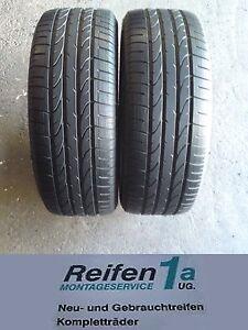 235/55R17 99V Bridgestone Dueler H/P Sport 2 stück DOT 2011 235 55 17