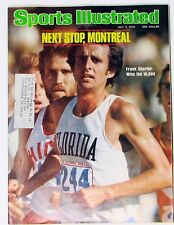 Sports Illustrated July 5, 1976 --  Frank Shorter -- Next Stop, Montreal