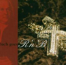 various/wiesendanger,urs + - bach goes r  n  b (CD NEU!) 7640105942152