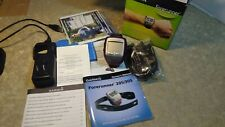 GARMIN Forerunner 305-GPS Heart Rate Monitor Box And Accessories Nice!