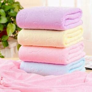 Soft Home Color towels Bath Sheet Bath Towel Towel S3Q8 Towel Face A8K4
