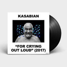 "Kasabian - ""For Crying Out Loud"" (2017) - New Vinyl LP"