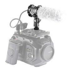 SmallRig Universal Camera Shoe Microphone Shock Mount w/Cold Shoe Adapter -1859