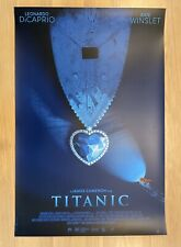 Titanic - Mondo Screenprinted Poster by Laurent Durieux - Signed x/325
