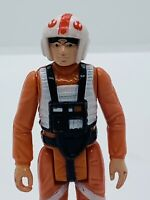 VTG 1978 Kenner Star Wars Figure LUKE SKYWALKER X WING PILOT NO Weapon Hong Kong