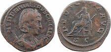 Herennia Etruscille (251), Dupondius-44