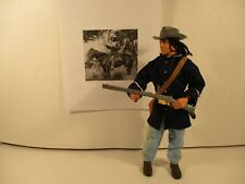 """Bloody Knife Indian scout 7th Cavalry Custers Last Stand custom 1/6 12"""" figure"""