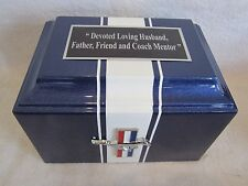222 Ford Mustang Classic Car Collector Adult Cremation Urn