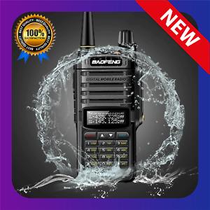 2021 UV-9R Plus Waterproof IP68 Walkie Talkie High Power Ham 30-50 Two Way Radio