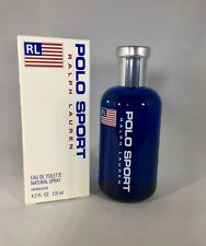 Polo Sport by Ralph Lauren 4.2oz/125ML Eau De Toilette for MEN NIB