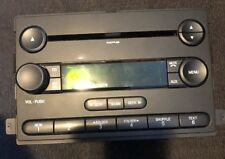 Ford Focus 06-07 Am/FM CD MP3 Radio 6S4T-18C869-BD OEM