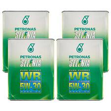 8 Litri Olio Motore Selenia Wr 5W30 C2 Pure Energy Latta Originale Petronas