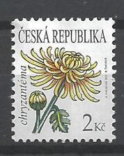 République Tchèque 2011 fleurs chrysanthème neuf ** 1er choix