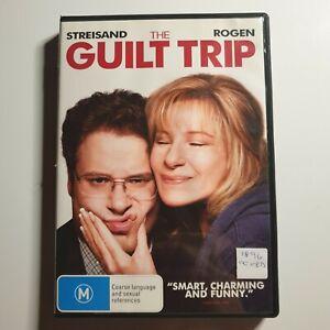 The Guilt Trip | DVD Movie | Seth Rogen, Barbra Streisand | Comedy/Drama | 2012