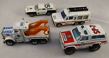 Vintage Matchbox Police - Sheriff Cars Bundle - 1980s Diecast Toy Car Rare